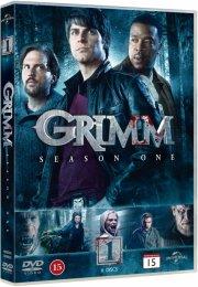 grimm - sæson 1 - DVD