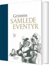 grimms samlede eventyr - bog