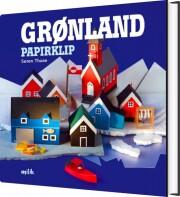 grønland papirklip - bog