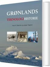 grønlands teknologihistorie - bog