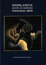 grønlandsk kultur- og samfundsforskning - bog