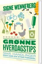 grønne hverdagstips - bog
