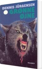 grønne øjne - bog