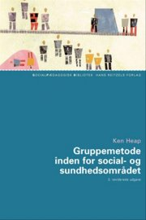 gruppemetode inden for social- og sundhedsområdet - bog