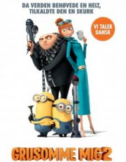 grusomme mig / despicable me 2 - 3d - Blu-Ray