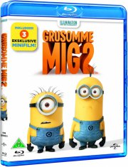grusomme mig / despicable me 2 - Blu-Ray