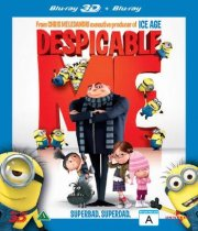 grusomme mig / despicable me - 3d - Blu-Ray
