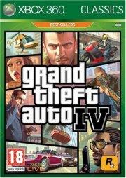 grand theft auto iv (gta 4) (classics) - xbox 360