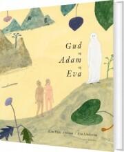 gud og adam og eva - bog