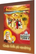 guds folk på vandring - bog