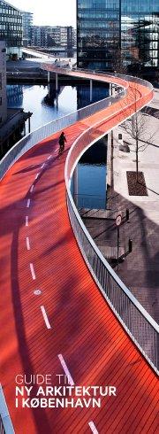 guide til ny arkitektur i københavn - bog