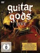 guitar gods - DVD