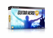 guitar hero: live with guitar controller - PS3