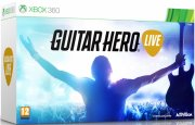 guitar hero: live with guitar controller - xbox 360
