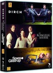 En Kongelig Affære // Dirch // Spies Og Glistrup DVD Film → Køb billigt her