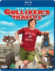 gullivers rejser / travels  - Blu-Ray + DVD