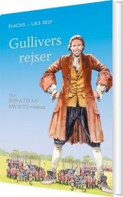 gullivers rejser - bog
