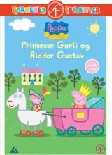 gurli gris - prinsesse gurli & ridder gustav - DVD