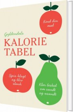 gyldendals kalorietabel - bog