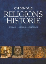 gyldendals religionshistorie - bog