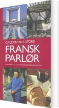 gyldendals store fransk parlør - bog