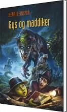 gys og maddiker - bog