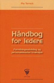håndbog for ledere - bog