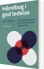 håndbog i god ledelse - bog