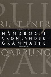håndbog i grønlandsk grammatik - bog