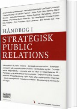 håndbog i strategisk public relations - bog