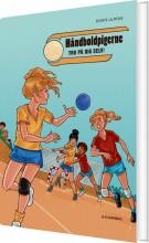 håndboldpigerne 1 - bog
