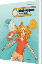håndboldpigerne 3 - bog