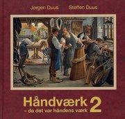 håndværk - da det var håndens værk 2 - bog