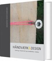 håndværk & design - bog