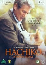 hachiko en ven for livet - DVD