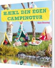 hækl din egen campingtur - bog