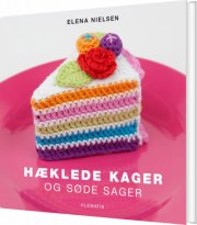 hæklede cupcakes - bog
