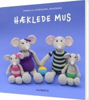 hæklede mus - bog