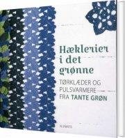 hæklerier i det grønne - bog
