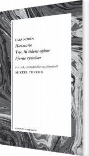 hævnarie / trio til tidens ophør / fjerne rystelser - bog