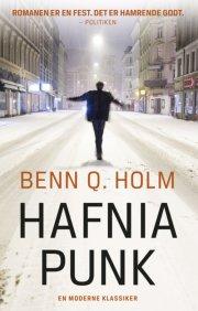 hafnia punk, hc - bog