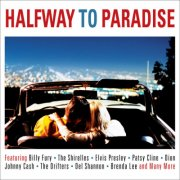 halfway to paradise - cd