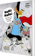 halli! hallo! så er der nye firkantede historier - bog