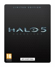 halo 5: guardians - limited edition (nordic) - xbox one