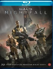 halo nightfall - Blu-Ray