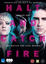 halt and catch fire - sæson 1 - DVD