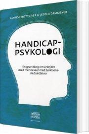 handicappsykologi - bog