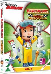 handy manny - det store løb - DVD