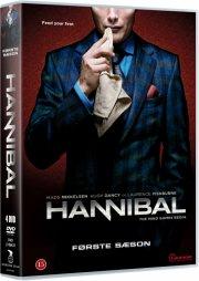 hannibal - sæson 1 - DVD