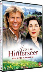 hansi hinterseer - der, hvor hjemmet er - DVD